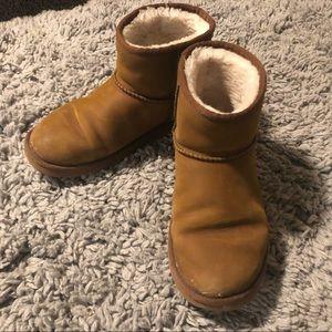 UGG Waterproof Classic Mini Snow Boots